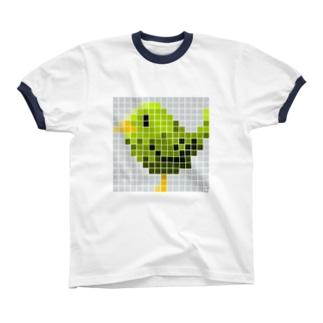 D-Bird リンガーTシャツ