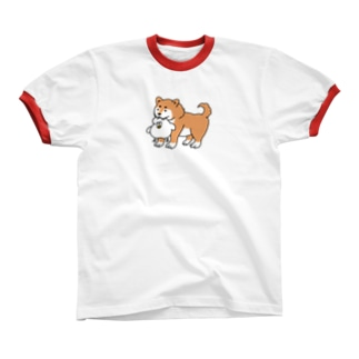 GOOD BOY Ringer T-shirts