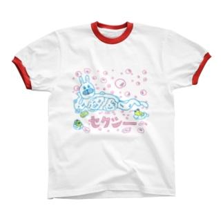 セクシーササキ リンガーTシャツ