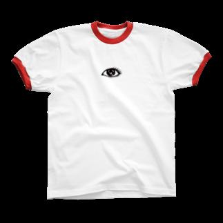 ニッチすぎて、誰も買わない店のにっちっち大好き倶楽部 Ringer T-shirts