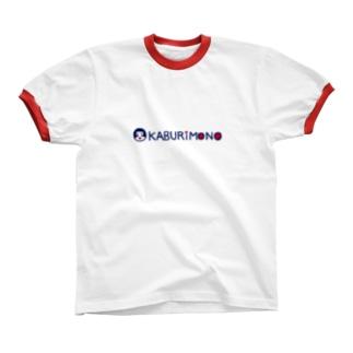 KABURiMONO(カブリモノ) リンガーTシャツ