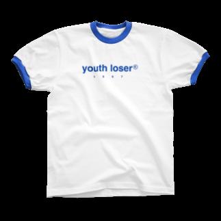 YOUTH LOSER 1997®のyouth loserリンガーTシャツ