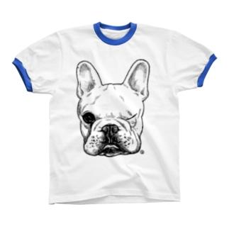 ピートの肖像 リンガーTシャツ