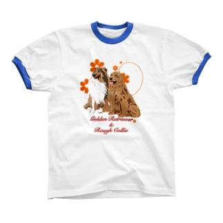 M&C リンガーTシャツ