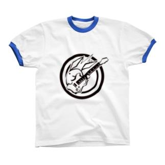 サイトウサン(ギター) リンガーTシャツ