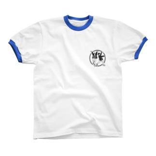 N&K リンガーTシャツ