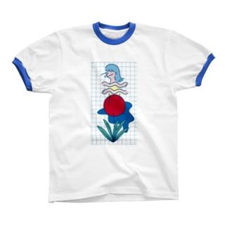 akari Ringer T-shirts