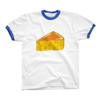 チーズ リンガーTシャツ