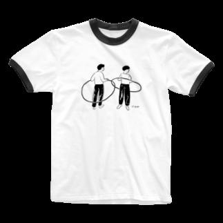 oyasmurの8 Ringer T-shirts