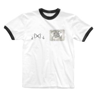 ミリーの見ている夢 Ringer T-shirts