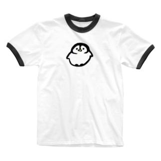 ぺんぎんくん Ringer T-shirts