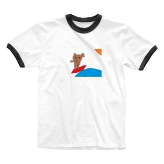 夏物 Ringer T-shirts