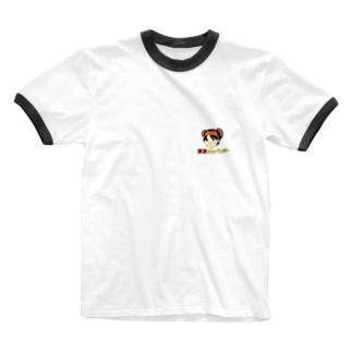 たいそうふくちんぱん Ringer T-shirts