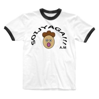 soijyga!!! Ringer T-shirts