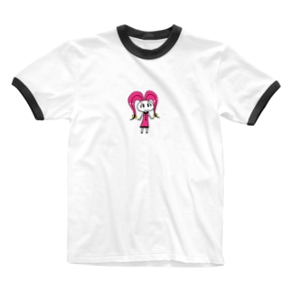 ニンジローニの商品 Ringer T-shirts