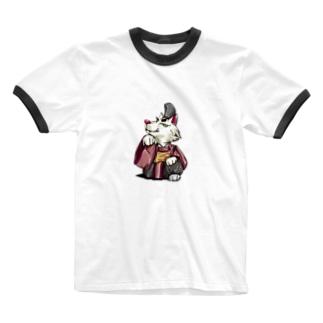 犬川義元 Ringer T-Shirt