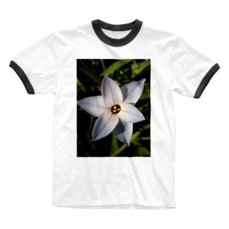 ほんのり…ほんのり… Ringer T-shirts