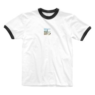 vape新製品 Ringer T-shirts