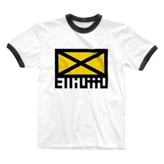 【Elliotto】-エリオット- Ringer T-shirts