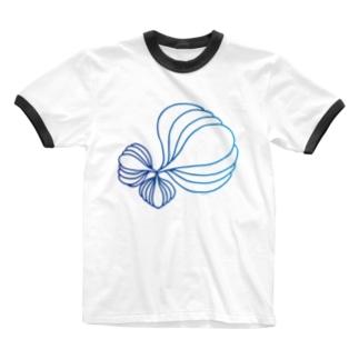 Artxgreen2018 Ringer T-shirts