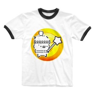 ひさしAppグッズ Ringer T-shirts