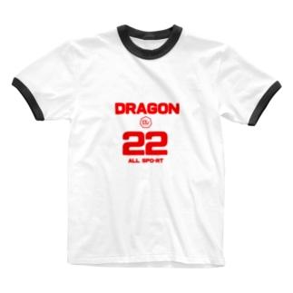 ALLs 神崎りゅう Tシャツ専用 期間限定品 Ringer T-shirts