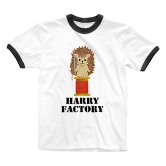harryfactory Ringer T-shirts