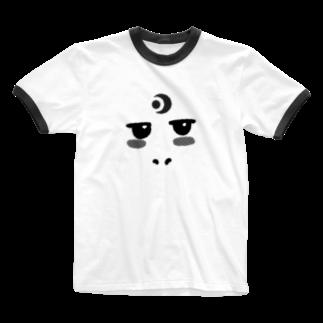 『たらキリン』の『たらキリン』プロジェクト Ringer T-shirts