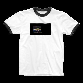 そらいろ/空彩のSAIKANIYANIYA Ringer T-shirts