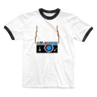 いいカメラを買ったよ! Ringer T-shirts