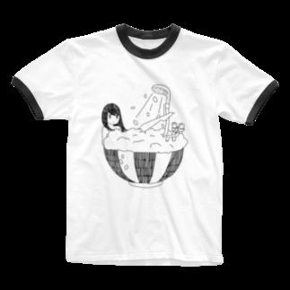 sumikkoの母の口癖 Ringer T-shirts