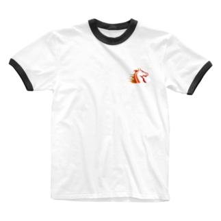 馬6 Ringer T-shirts