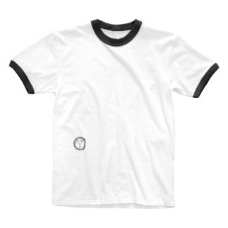 おおお Ringer T-shirts