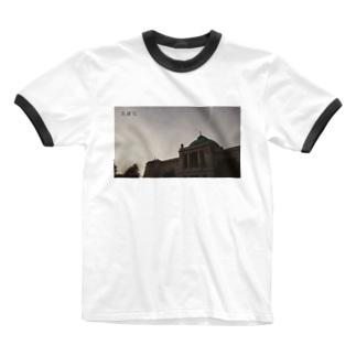 言語化・上野編 Ringer T-shirts