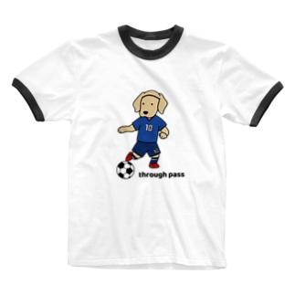 10番 Ringer T-shirts