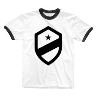 JENCO IMPORT & CO.  LOGO Ringer T-shirts