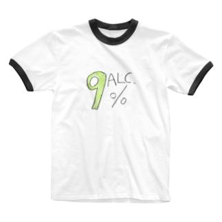 アルコール度数 Ringer T-shirts