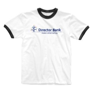 ディレバン Ringer T-shirts
