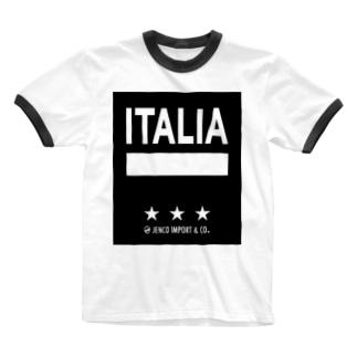JENCO IMPORT & CO. ITALIA Ringer T-shirts