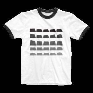 ◤◢◤◢◤◢◤◢のKeycap - Profiles Ringer T-shirts