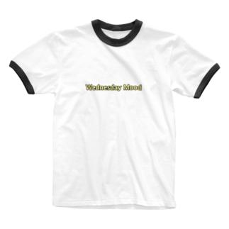 Wednesday Mood Ringer T-shirts