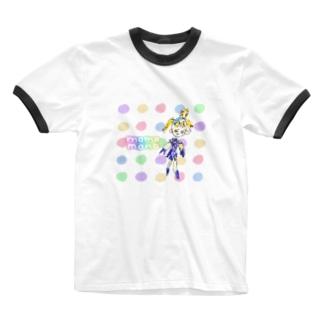 DOT & GIRL Ringer T-shirts