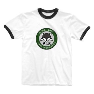 FLSチームグッズ Ringer T-shirts