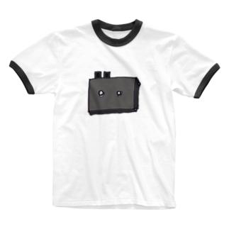 FUZZ!? Ringer T-shirts