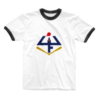 パ紋No.3288 山下 Ringer T-shirts