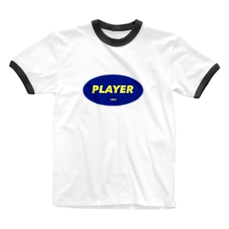 player Ringer T-shirts