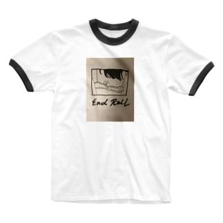 えんどろーーる Ringer T-shirts