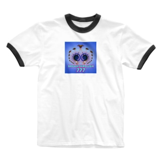 PALM PLANET Ringer T-shirts