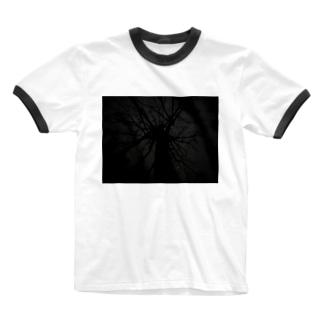 怪木 Ringer T-shirts