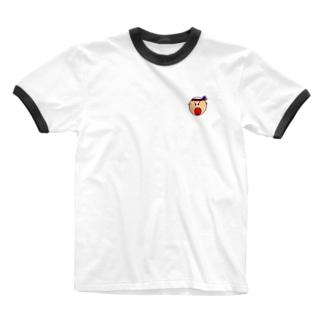 Hoshino Asato.のまさかやぁー1 Ringer T-shirts